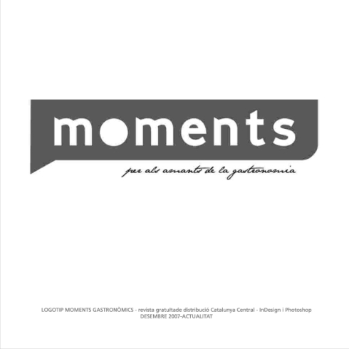 MOMENTS (logotip)